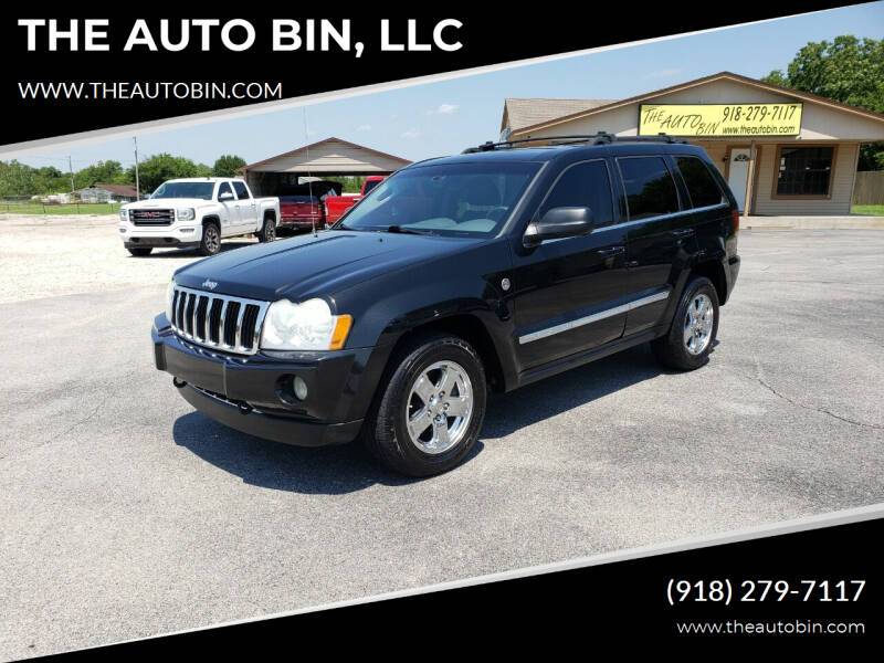 2005 Jeep Grand Cherokee for sale at THE AUTO BIN, LLC in Broken Arrow OK