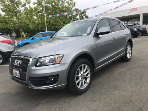 2011 Audi Q5 for sale at Autos Wholesale in Hayward CA
