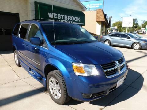 2010 Dodge Grand Caravan for sale at Westbrook Motors in Grand Rapids MI