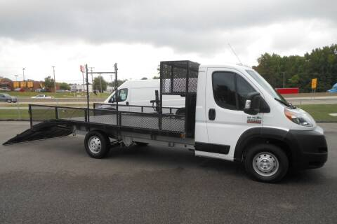 2019 RAM ProMaster Cab Chassis for sale at Benton Truck Sales - Flatbeds in Benton AR