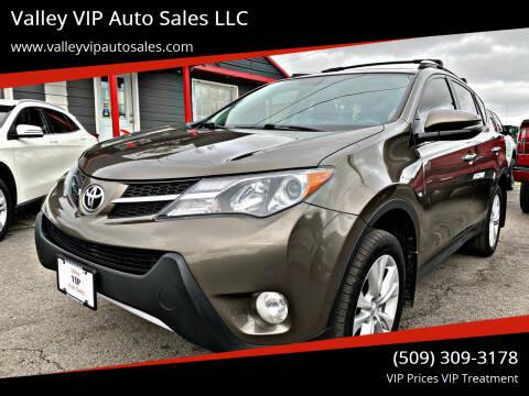 2014 Toyota RAV4 for sale at Valley VIP Auto Sales LLC in Spokane Valley WA