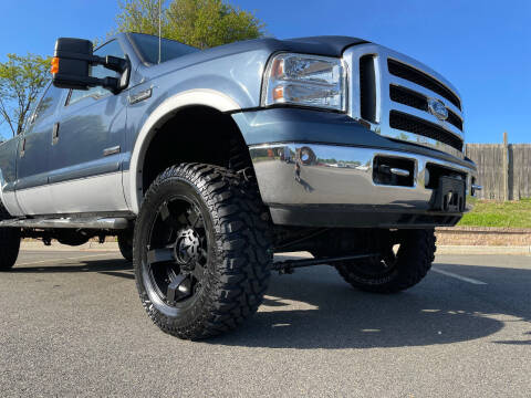 2007 Ford F-250 Super Duty for sale at Superior Wholesalers Inc. in Fredericksburg VA