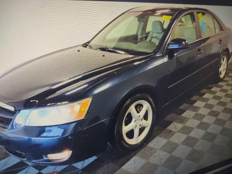 2007 Hyundai Sonata for sale at Brick City Affordable Cars in Newark NJ