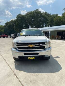2012 Chevrolet Silverado 2500HD for sale at Bostick's Auto & Truck Sales LLC in Brownwood TX