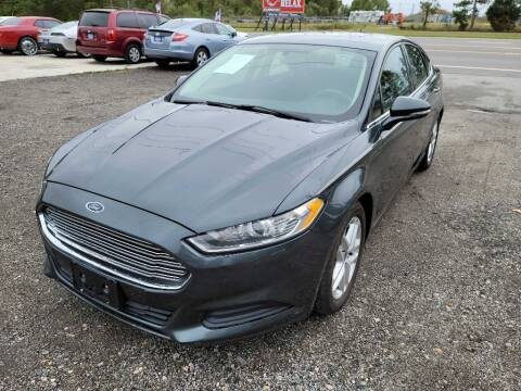 2015 Ford Fusion for sale at Complete Auto Credit in Moyock NC