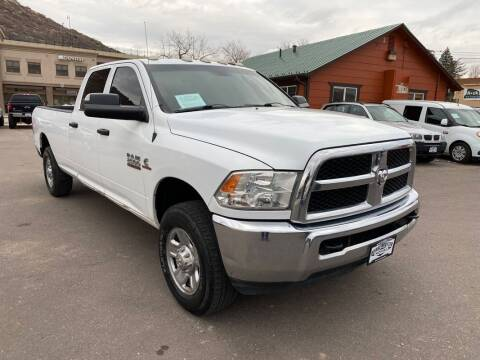 2015 RAM Ram Pickup 2500 for sale at BERKENKOTTER MOTORS in Brighton CO