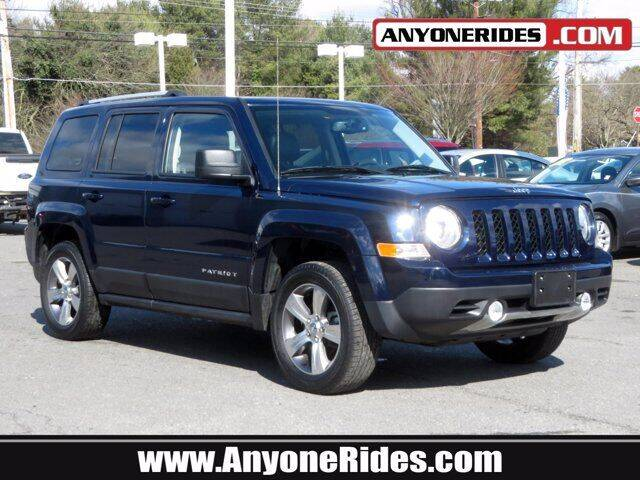 2017 Jeep Patriot for sale at ANYONERIDES.COM in Kingsville MD