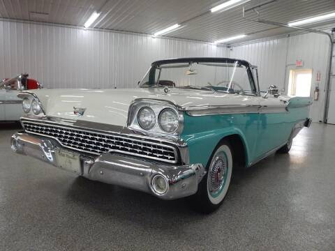 1959 Ford 500 SKYLINER for sale at Custom Rods and Muscle in Celina OH