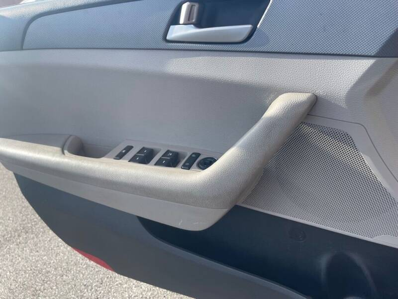 2017 Hyundai Sonata for sale at ENZO AUTO in Parma OH