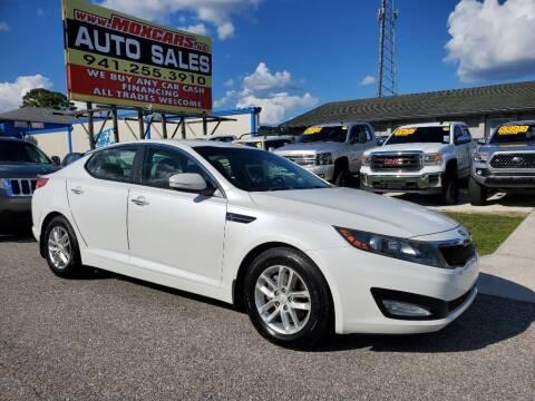 2012 Kia Optima for sale at Mox Motors in Port Charlotte FL