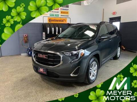 2018 GMC Terrain for sale at Meyer Motors in Plymouth WI