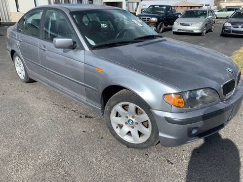 2004 BMW 3 Series for sale at Trocci's Auto Sales in West Pittsburg PA