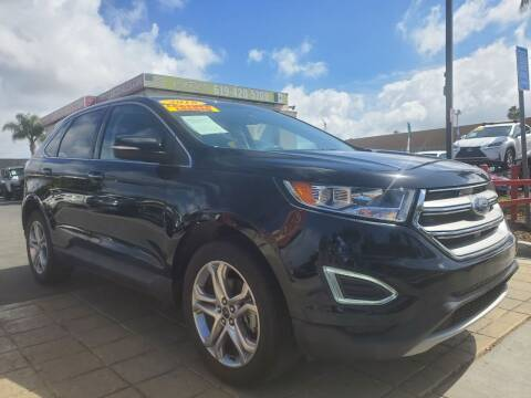 2018 Ford Edge for sale at CARCO SALES & FINANCE in Chula Vista CA