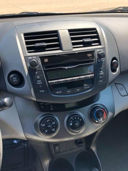 2009 Toyota RAV4 4X4 4dr SUV - Bettendorf IA