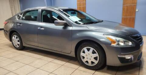 2014 Nissan Altima for sale at Adams Auto Group Inc. in Charlotte NC