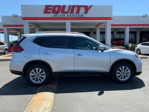 2017 Nissan Rogue for sale at EQUITY AUTO CENTER in Phoenix AZ