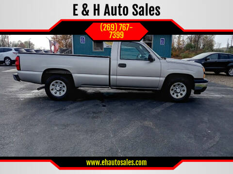 2006 Chevrolet Silverado 1500 for sale at E & H Auto Sales in South Haven MI