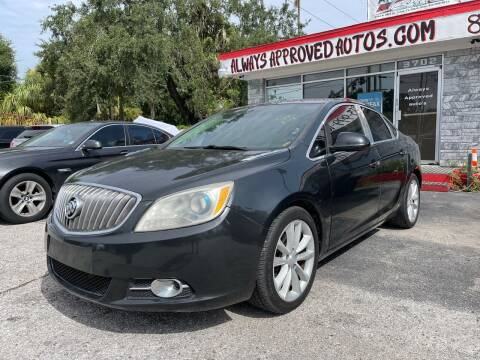 2014 Buick Verano for sale at Always Approved Autos in Tampa FL