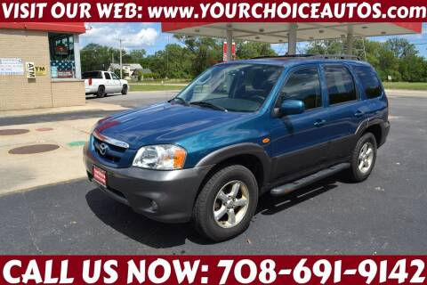 2005 Mazda Tribute for sale at Your Choice Autos - Crestwood in Crestwood IL