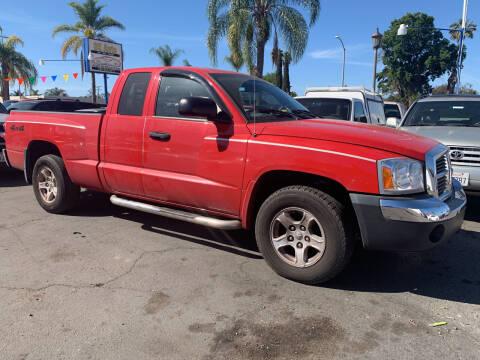 2005 Dodge Dakota for sale at 3K Auto in Escondido CA