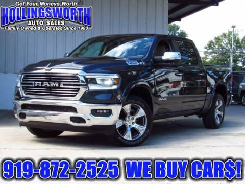 2020 RAM Ram Pickup 1500 for sale at Hollingsworth Auto Sales in Raleigh NC