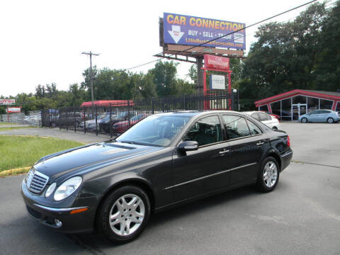 2004 Mercedes-Benz E-Class for sale at Car Connection in Little Rock AR