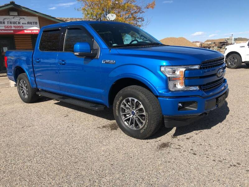 2019 Ford F-150 for sale at 5 Star Truck and Auto in Idaho Falls ID
