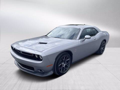 2016 Dodge Challenger for sale at Fitzgerald Cadillac & Chevrolet in Frederick MD