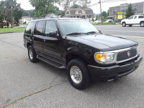 2000 Mercury Mountaineer for sale at GREAT MEADOWS AUTO SALES in Great Meadows NJ