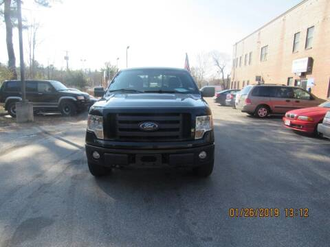 2010 Ford F-150 for sale at Heritage Truck and Auto Inc. in Londonderry NH
