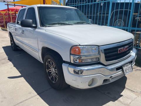 2005 GMC Sierra 1500 for sale at Borrego Motors in El Paso TX