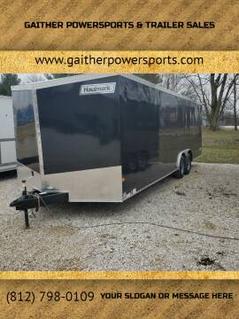 2020 Haulmark TSV8524T3 for sale at Gaither Powersports & Trailer Sales in Linton IN
