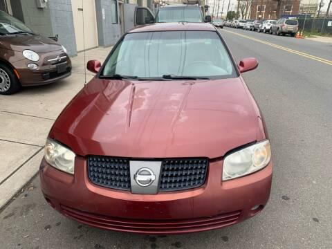 2004 Nissan Sentra for sale at SUNSHINE AUTO SALES LLC in Paterson NJ