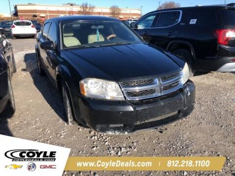 2011 Dodge Avenger for sale at COYLE GM - COYLE NISSAN in Clarksville IN