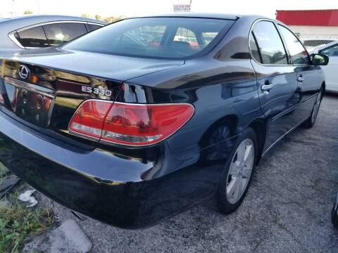 2005 Lexus ES 300 for sale at Fantasy Motors Inc. in Orlando FL
