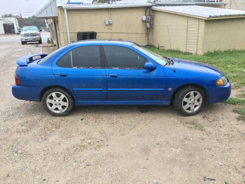 2006 Nissan Sentra for sale at A ASSOCIATED VEHICLE SALES in Weatherford TX