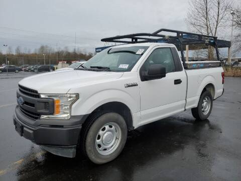 2018 Ford F-150 for sale at Northwest Van Sales in Portland OR