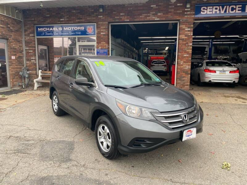 2014 Honda CR-V for sale at Michaels Motor Sales INC in Lawrence MA