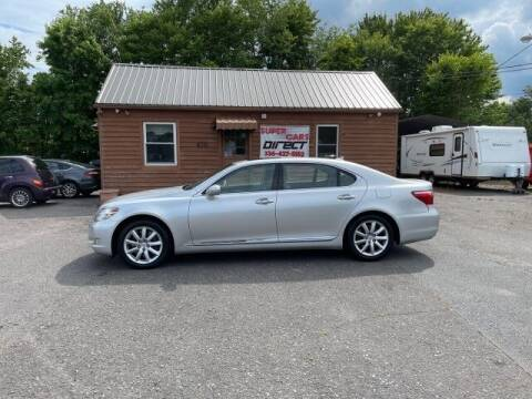 2010 Lexus LS 460 for sale at Super Cars Direct in Kernersville NC