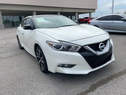 2017 Nissan Maxima for sale at Mann Chrysler Dodge Jeep of Richmond in Richmond KY