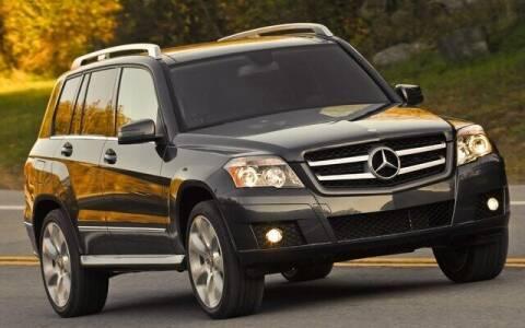 2011 Mercedes-Benz GLK for sale at CARZLOT in Portsmouth VA