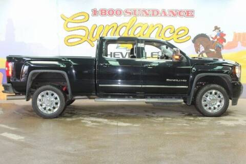 2017 GMC Sierra 2500HD for sale at Sundance Chevrolet in Grand Ledge MI