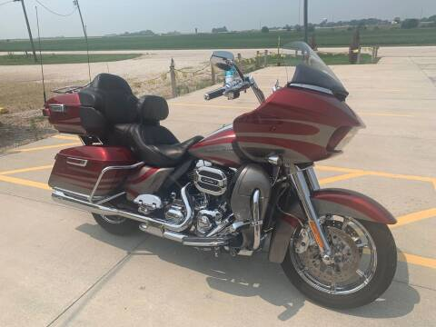2016 Harley-Davidson flruse for sale at SEMPER FI CYCLE in Tremont IL