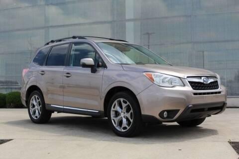 2015 Subaru Forester for sale at 355 North Auto in Lombard IL