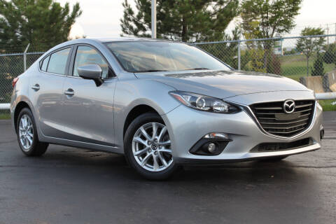 2016 Mazda MAZDA3 for sale at Dan Paroby Auto Sales in Scranton PA