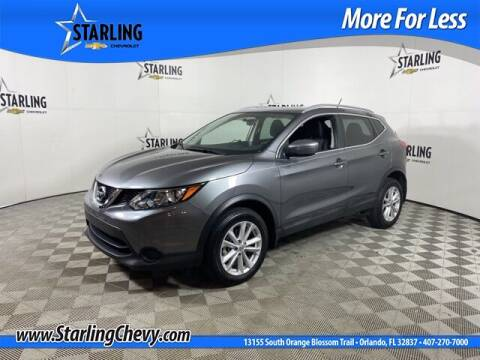 2018 Nissan Rogue Sport for sale at Pedro @ Starling Chevrolet in Orlando FL