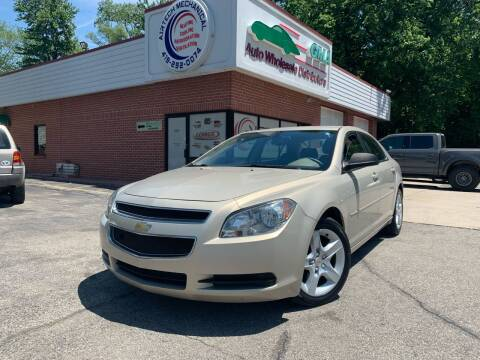 2010 Chevrolet Malibu for sale at GMA Automotive Wholesale in Toledo OH