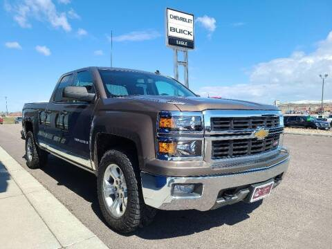 2014 Chevrolet Silverado 1500 for sale at Tommy's Car Lot in Chadron NE