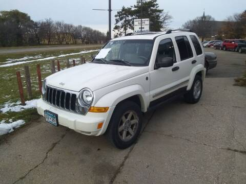 2006 Jeep Liberty for sale at Continental Auto Sales in White Bear Lake MN
