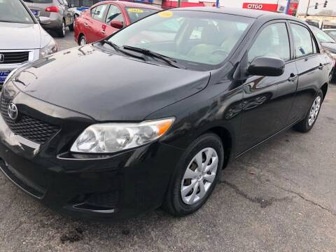 2009 Toyota Corolla for sale at Jack E. Stewart's Northwest Auto Sales, Inc. in Chicago IL